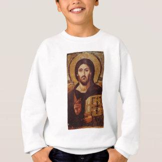Camisetas Ícone do cristão de Pantocrator do Jesus Cristo