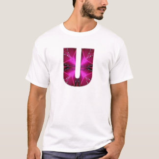 Camisetas Identidade expressa da personalidade n - alfa U