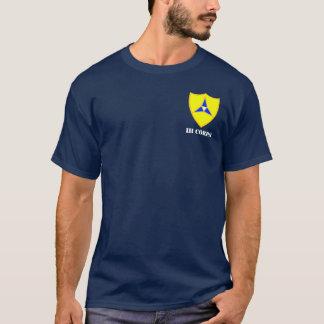 """Camisetas III corpo de """"o martelo América """""""