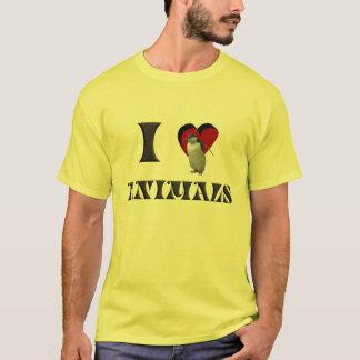 Camisetas ILA pinguin