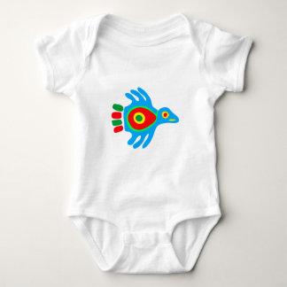 Camisetas Índio pássaro native american bird