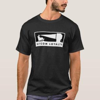 Camisetas Inverse da lealdade da comédia