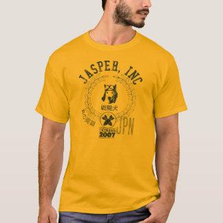 Camisetas Jaspe, Inc - cão do piloto de caça