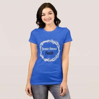 Camisetas Jesus salvar