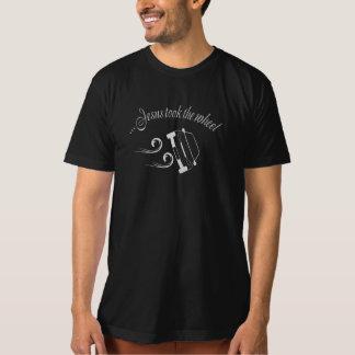 Camisetas Jesus tomou a roda alt