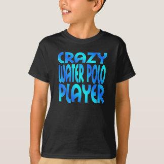 Camisetas Jogador louco do pólo aquático