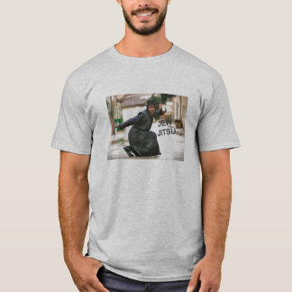 Camisetas Judeu-Jitsu