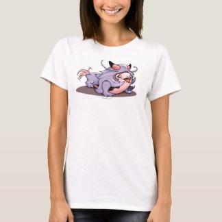 Camisetas JUMAN DJA shirt, camisola para mulher