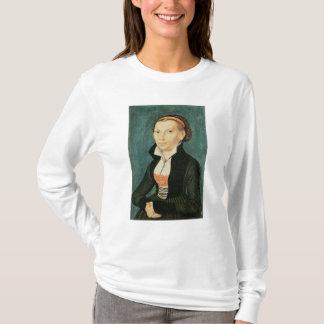 Camisetas Katharina von Bora, esposa futura de Martin