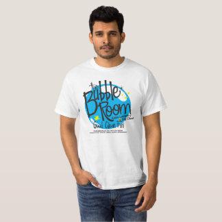 Camisetas Lavanderia da sala da bolha