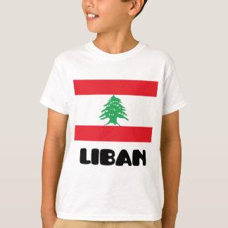 Camisetas Líbano