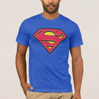 Camisetas Logotipo clássico do S-Protetor | do superman