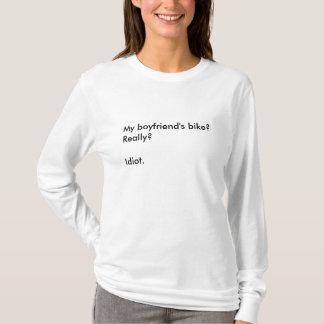 Camisetas Luva longa do namorado de BODB