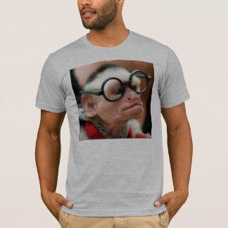 Camisetas macaco engraçado