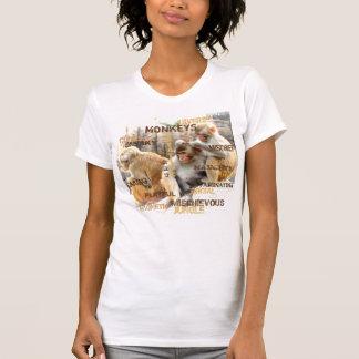Camisetas Macacos