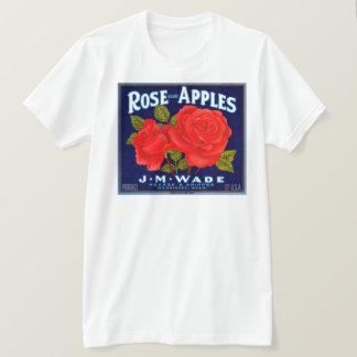 Camisetas Maçãs cor-de-rosa Wenatchee Washington