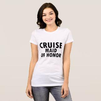 Camisetas Madrinha de casamento do cruzeiro