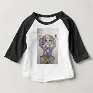 Camisetas Maestros do filhote de cachorro