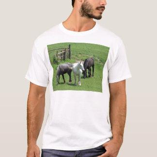 Camisetas Mais cavalos!