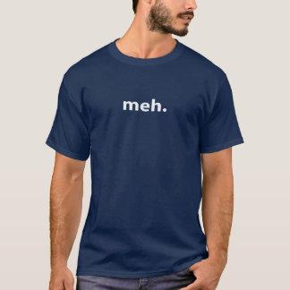 Camisetas meh