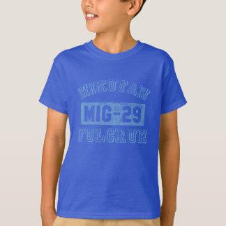 Camisetas MIG-29 fulcro - AZUL