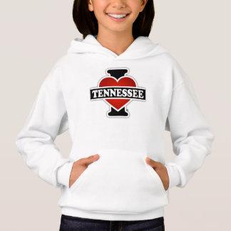 Camisetas Mim coração Tennessee