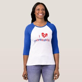 Camisetas Mim T de <3 Montessori