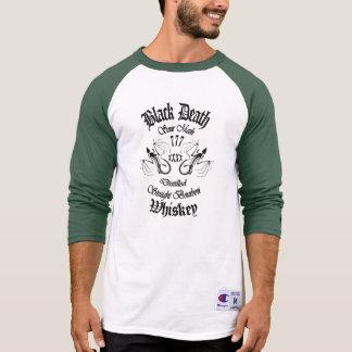Camisetas Morte preta 777 - Bourbon reto
