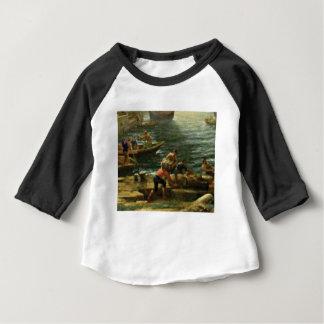 Camisetas navios da carga dos homens