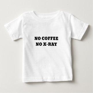 Camisetas Nenhum café nenhum raio X