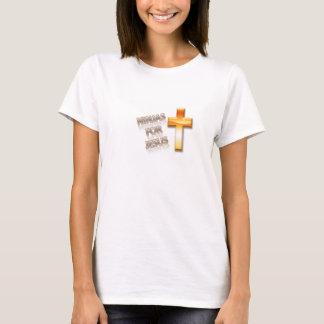 Camisetas Ninjas para Jesus