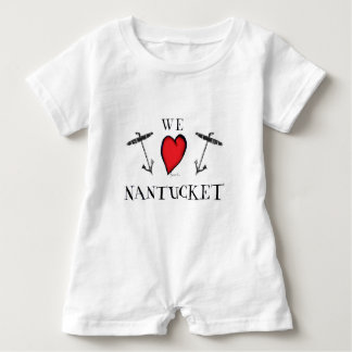 Camisetas nós amamos o nantucket