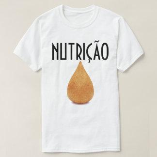Camisetas Nutrição de verdade 2