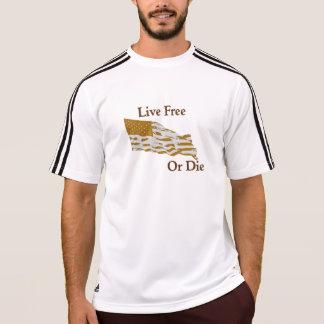 Camisetas O amor livre ou morre