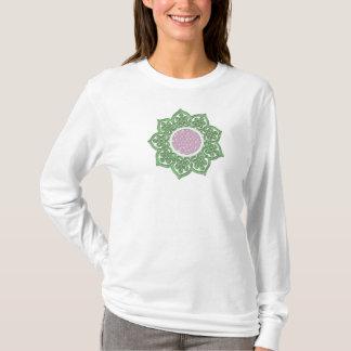 Camisetas O Hoodie das senhoras de Sun do céltico