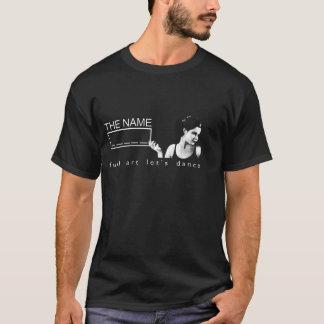 Camisetas O nome