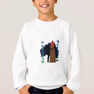 Camisetas o paraíso do surfista