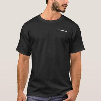 """Camisetas """"O T plano de um piloto"""""""