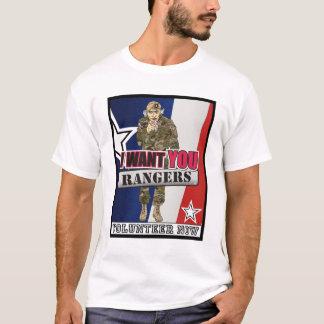 Camisetas O tio Sam quer guardas florestais agora