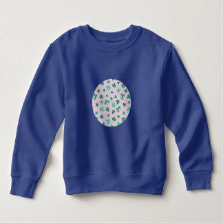 Camisetas O trevo sae da camisola da criança