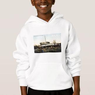 Camisetas Odensburg, New York, estrada de ferro marinha
