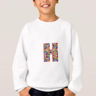 Camisetas Os alfabetos do PPP do ooo do nnn do lll mmm de