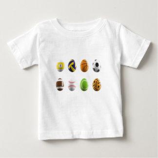 Camisetas ostenta ovos da páscoa