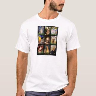 Camisetas Ouros da Composto-Obra-prima