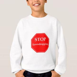 Camisetas Pare de Eavesdropping