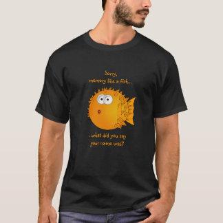 Camisetas Peixes confusos do soprador - provérbios