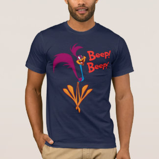 Camisetas Perfil lateral do Roadrunner