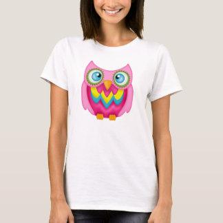 Camisetas Pinke coruja