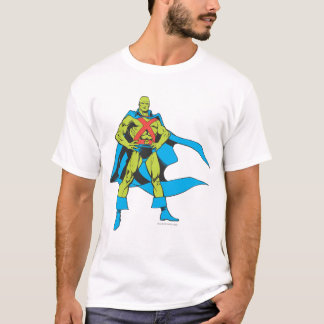Camisetas Poses marcianas de Manhunter
