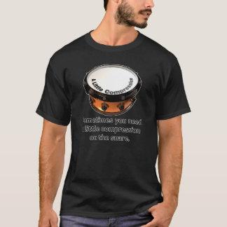 Camisetas Pouca compressão